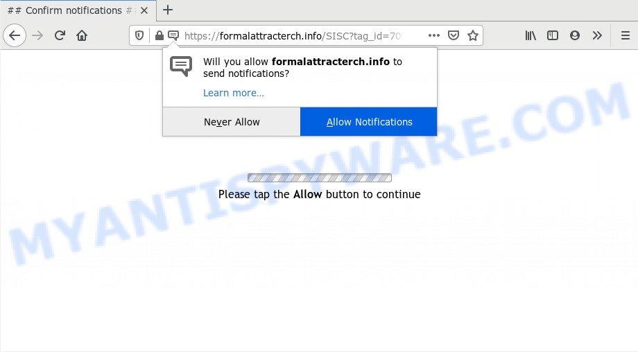 Formalattracterch.info