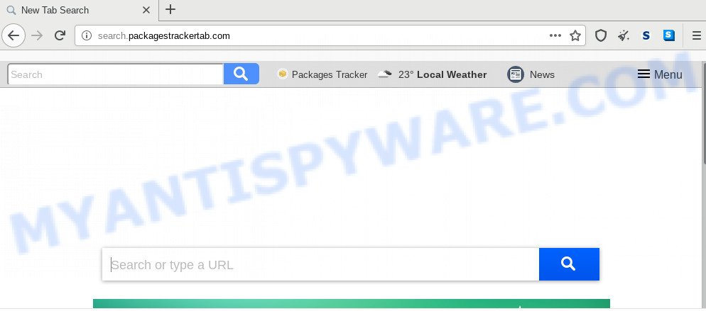 Search.packagestrackertab.com