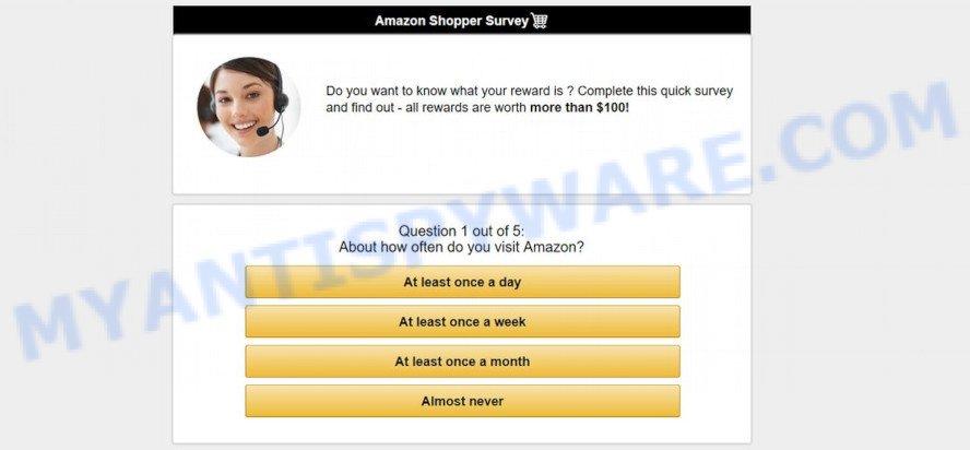 Amazon Shopper Survey
