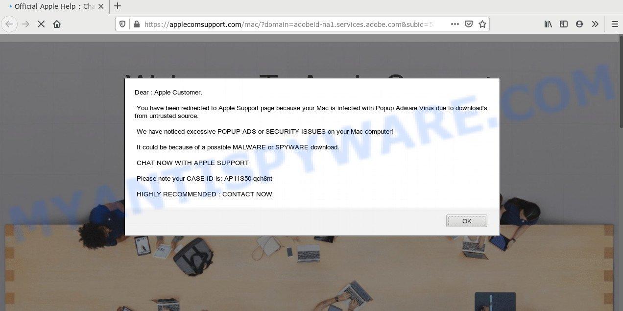 Applecomsupport.com