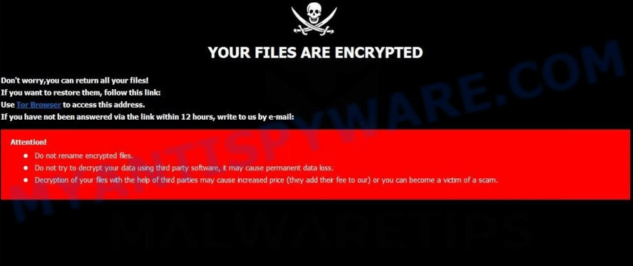 Files encrypted with .ROGER extension