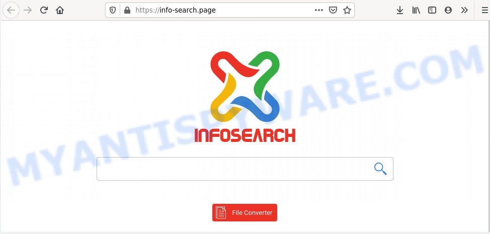 Info-search.page