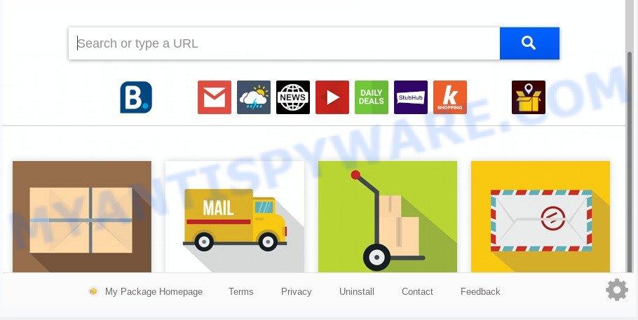My Package Homepage