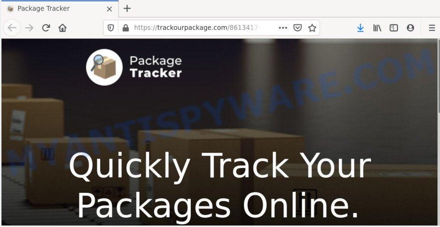 Trackourpackage.com