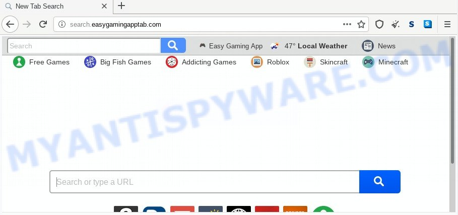 search.easygamingapptab.com