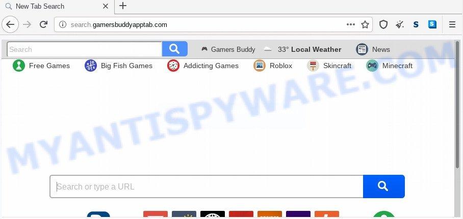 search.gamersbuddyapptab.com