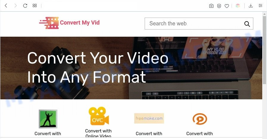 Convert My Vid Search