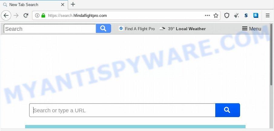 Search.hfindaflightpro.com