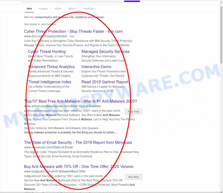 protectmysearchdaily ads