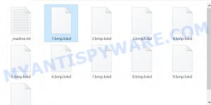 Files encrypted with .lokd file extension