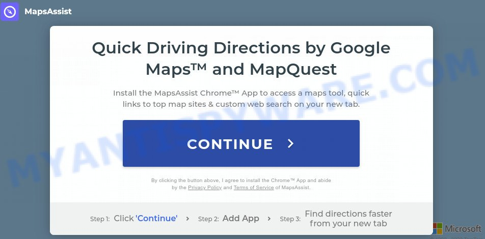 Maps Assist install