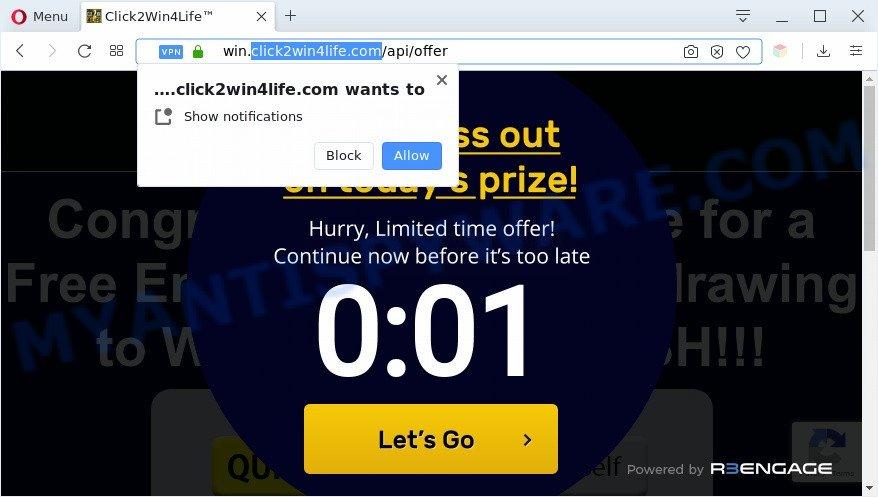 click2win4life.com