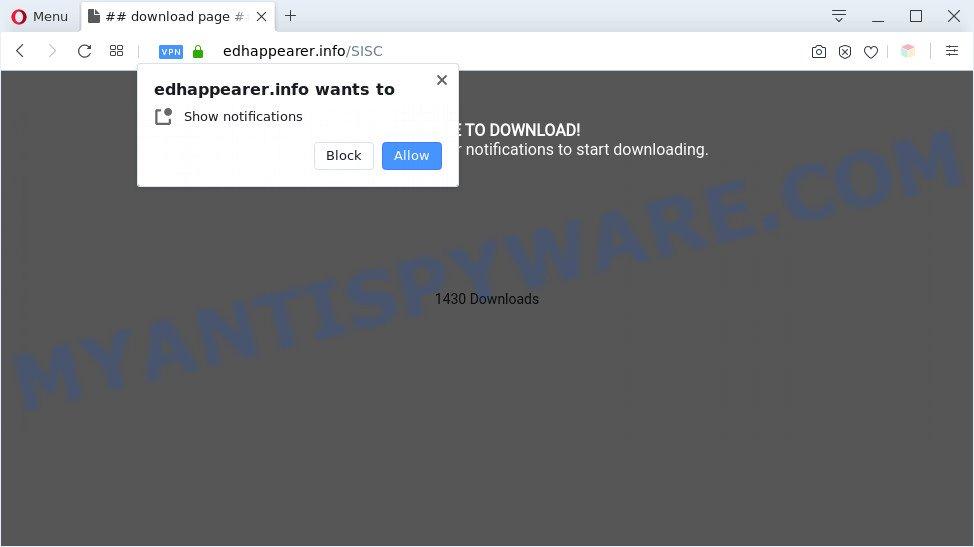 Edhappearer.info