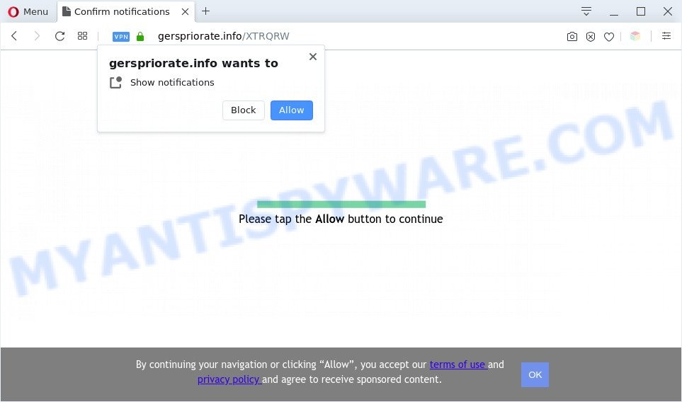 Gerspriorate.info