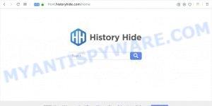 History Hide
