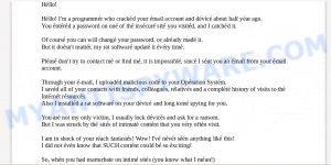 I'm a programmér who crackéd your émail account