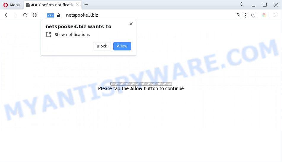 Netspooke3.biz
