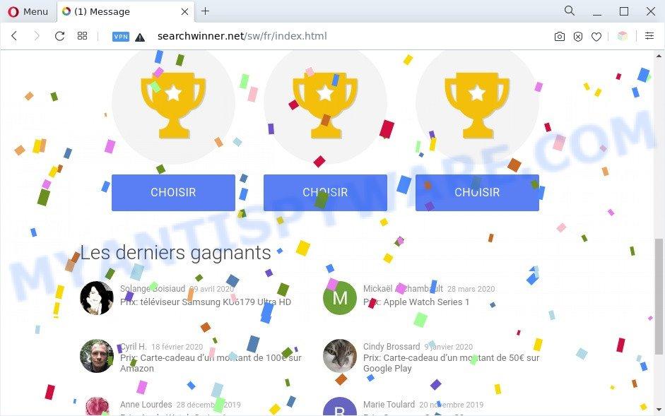 Searchwinner.net