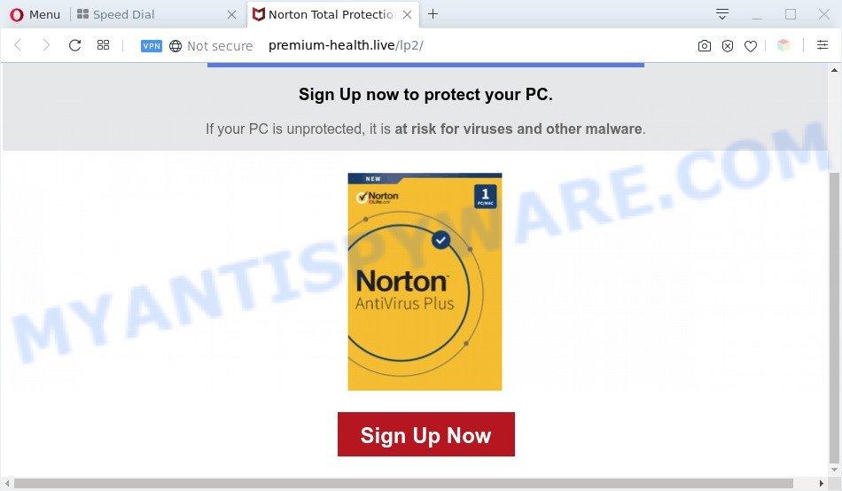 premium-health.live scam