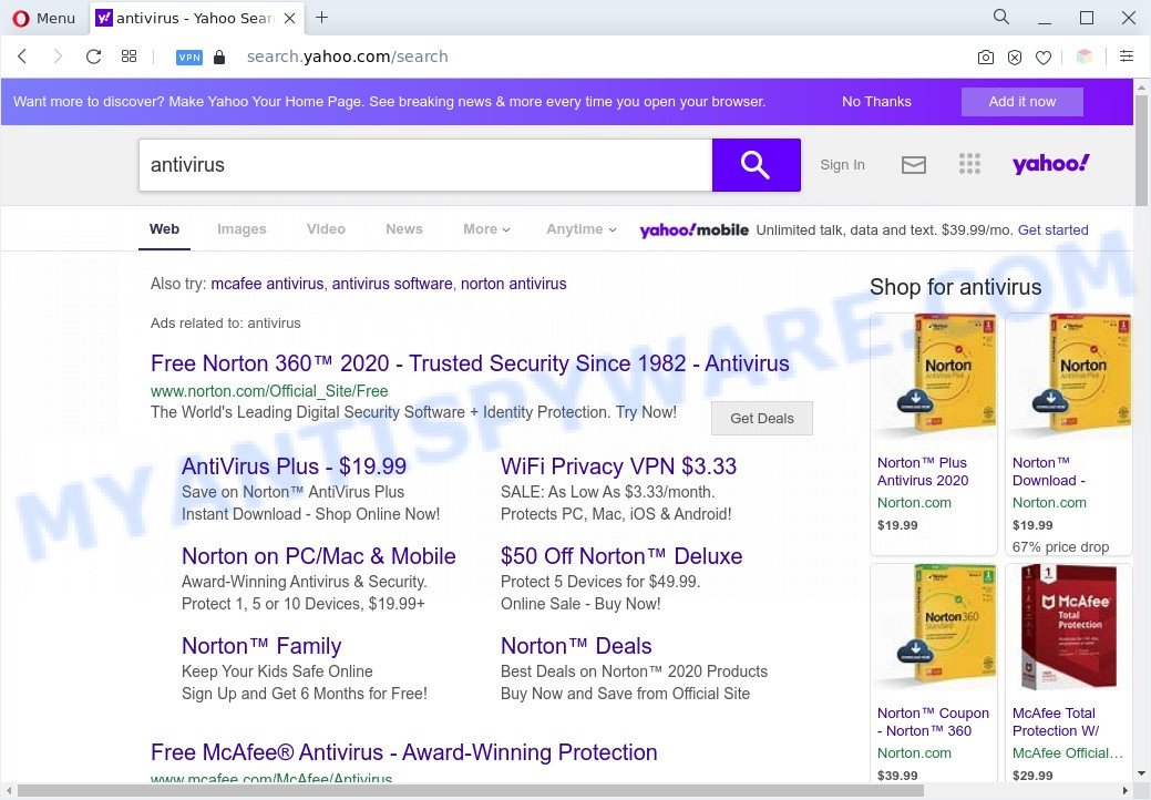Browser.mazysearch.com ads