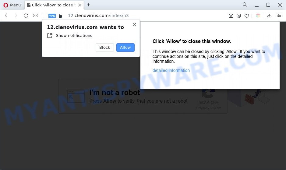 Clenovirius.com