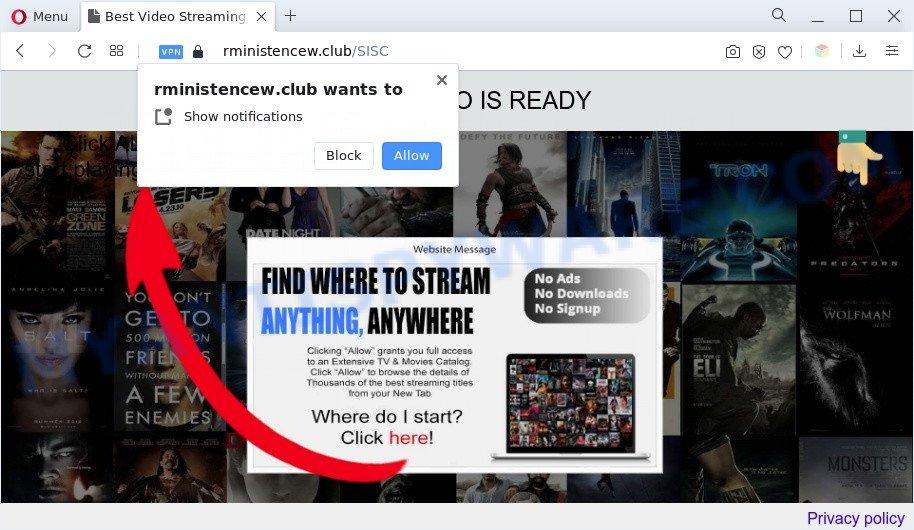 Rministencew.club