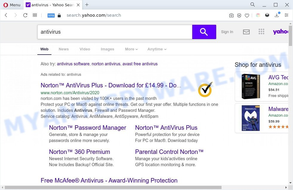 Blast Search ads