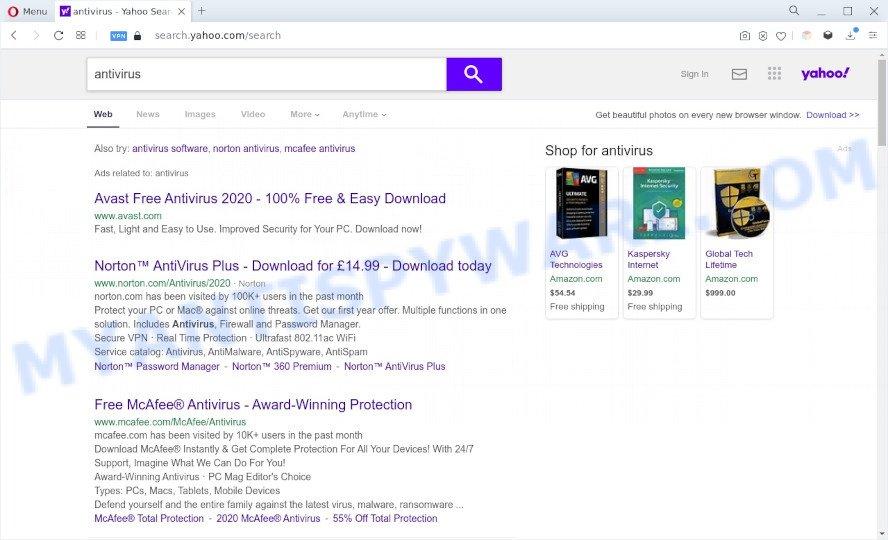 Burst Search ads