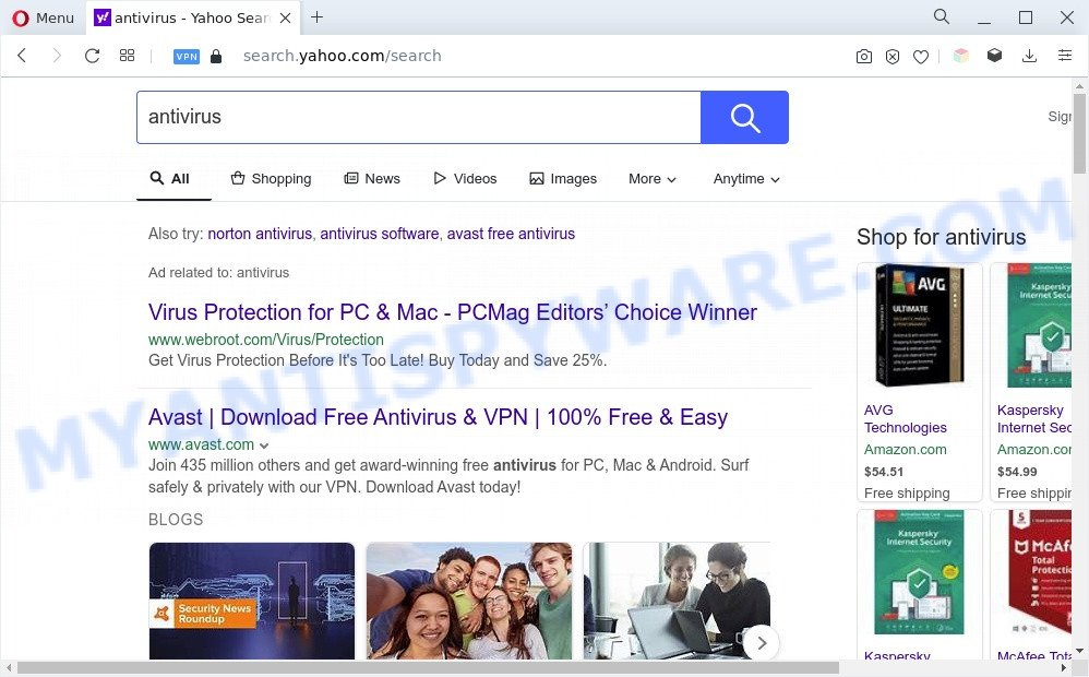 Flare Search ads