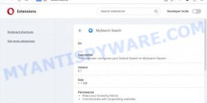 MySearch Search