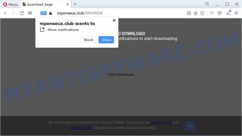 Mpenseca.club