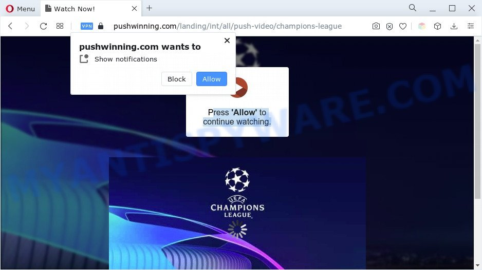 Pushwinning.com