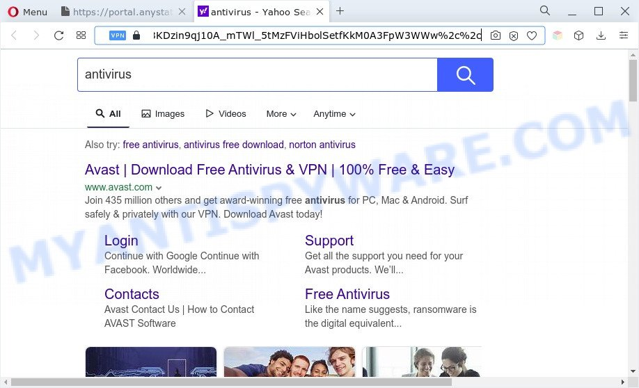 AnyStationSearch ads