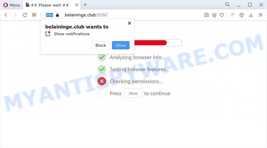 Belaininge.club