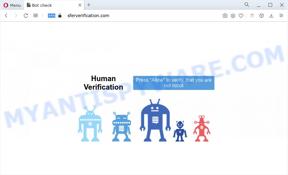Sferverification.com