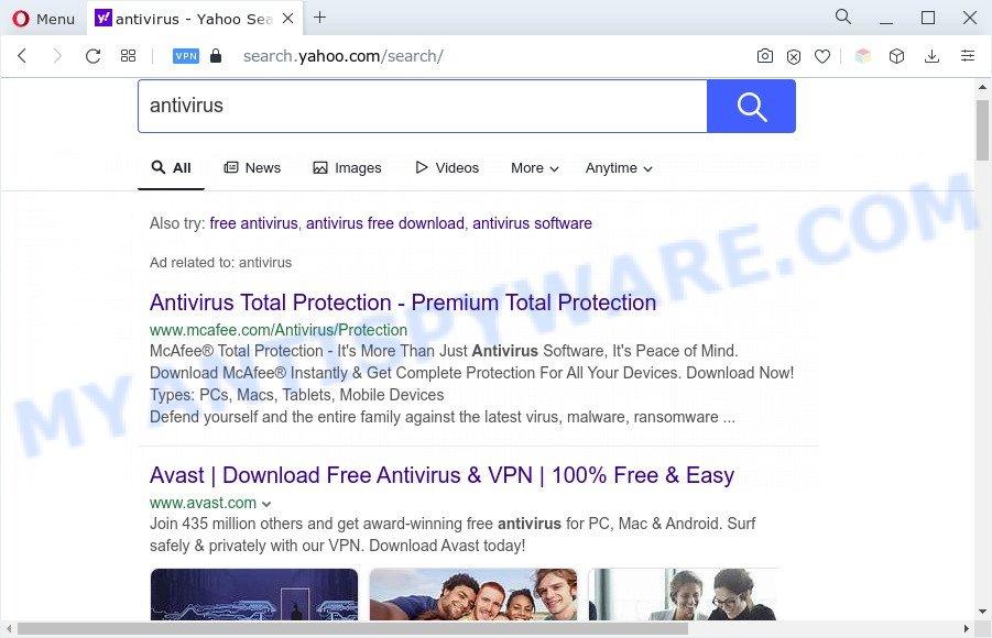 directsearchapp.com ads