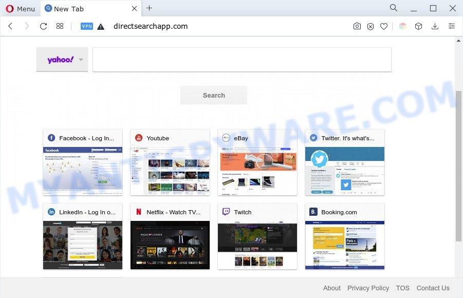 directsearchapp.com