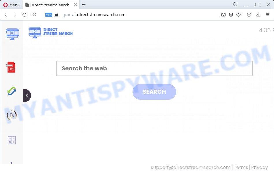 DirectStreamSearch