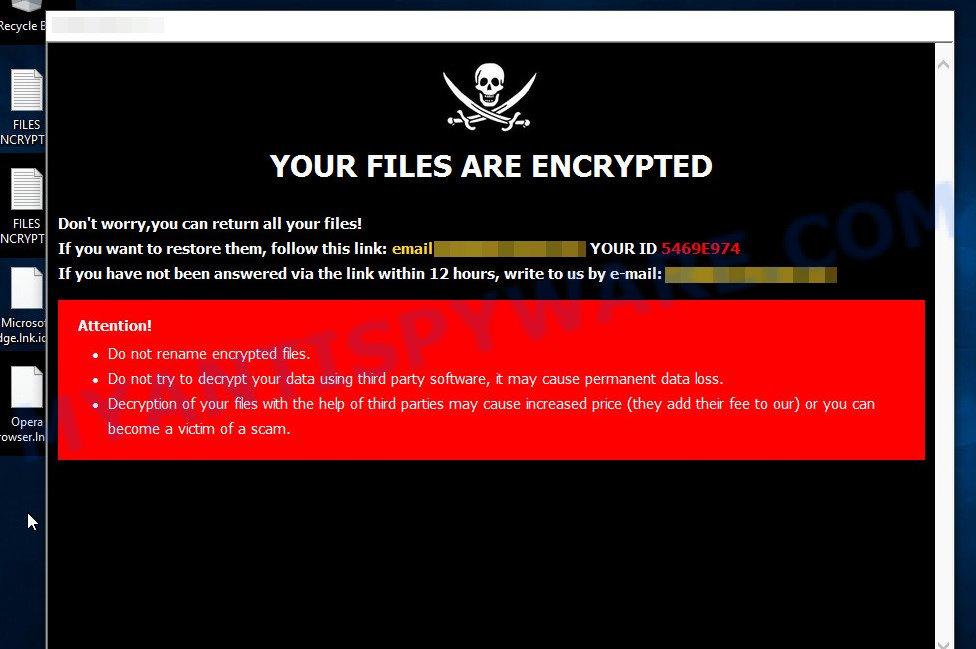 LCK ransomware