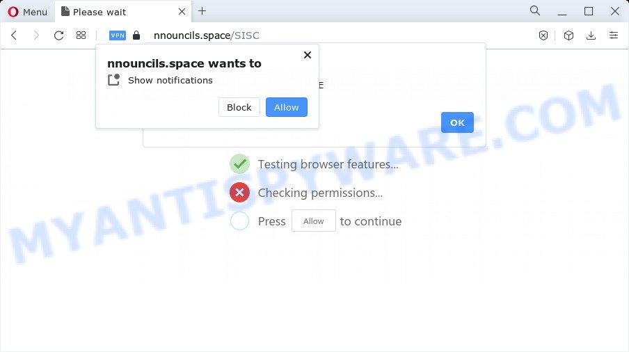 Nnouncils.space