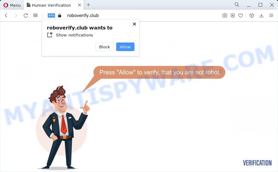Roboverify.club