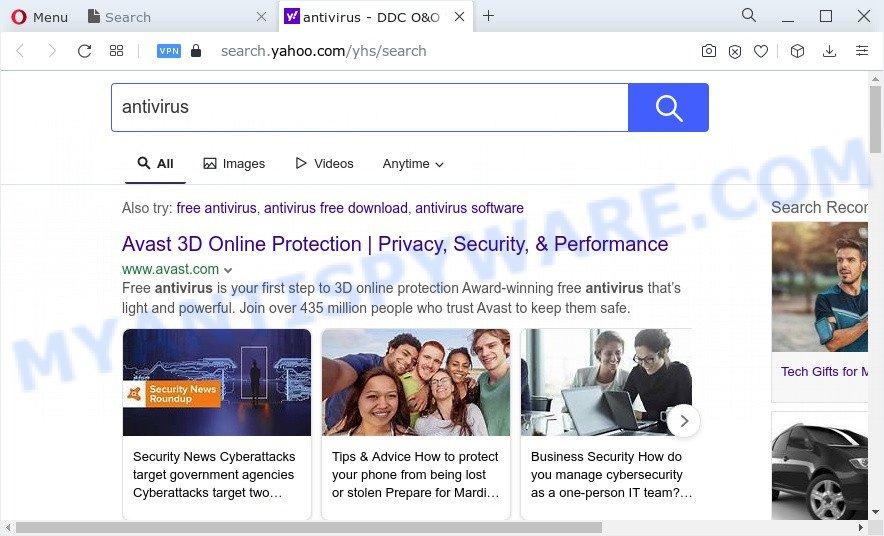 Searchgoose.com ads