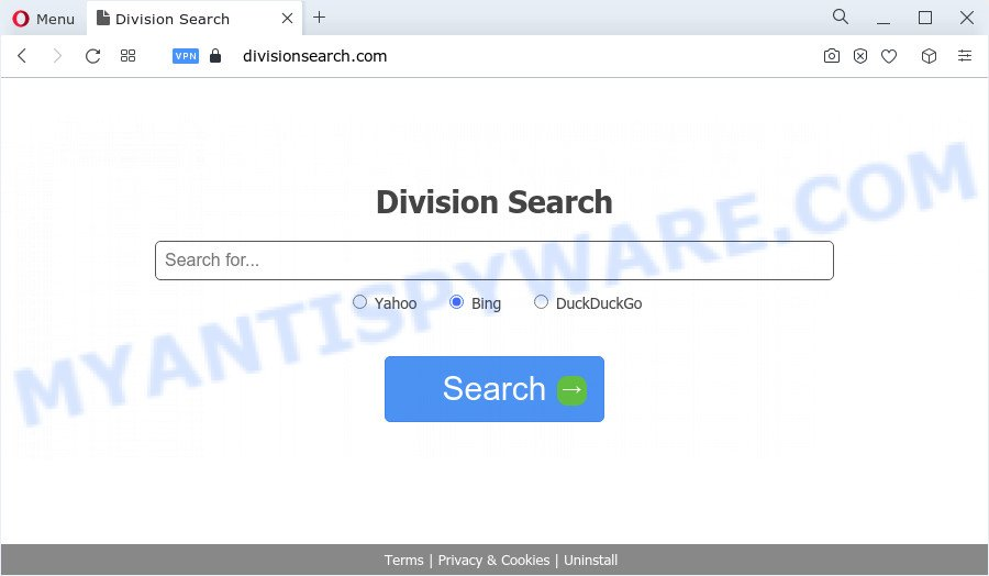 DivisionSearch.com