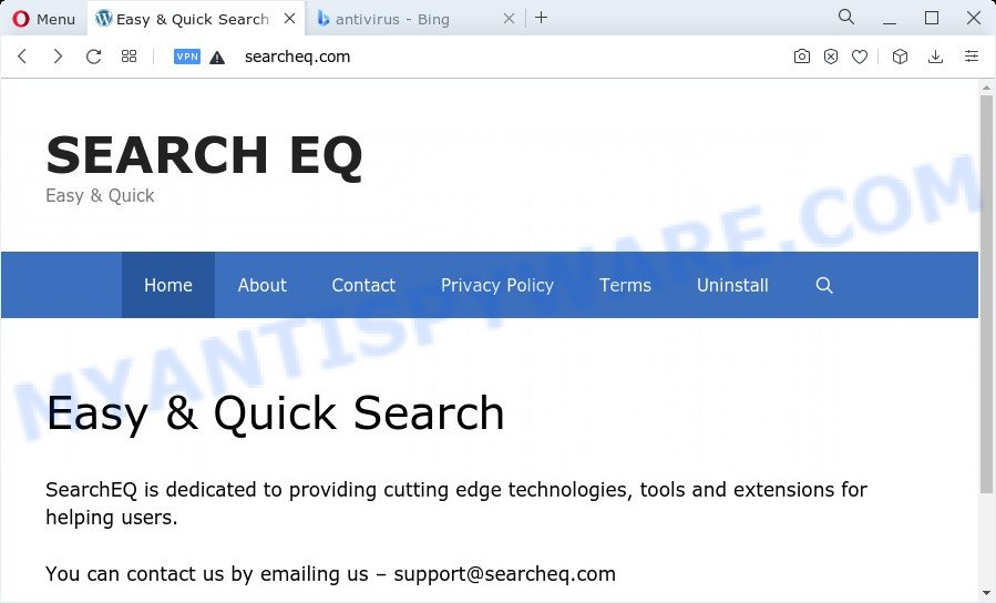 EQSearch