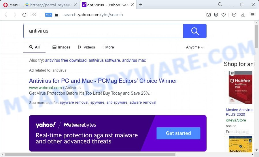 MySearchConverter ads