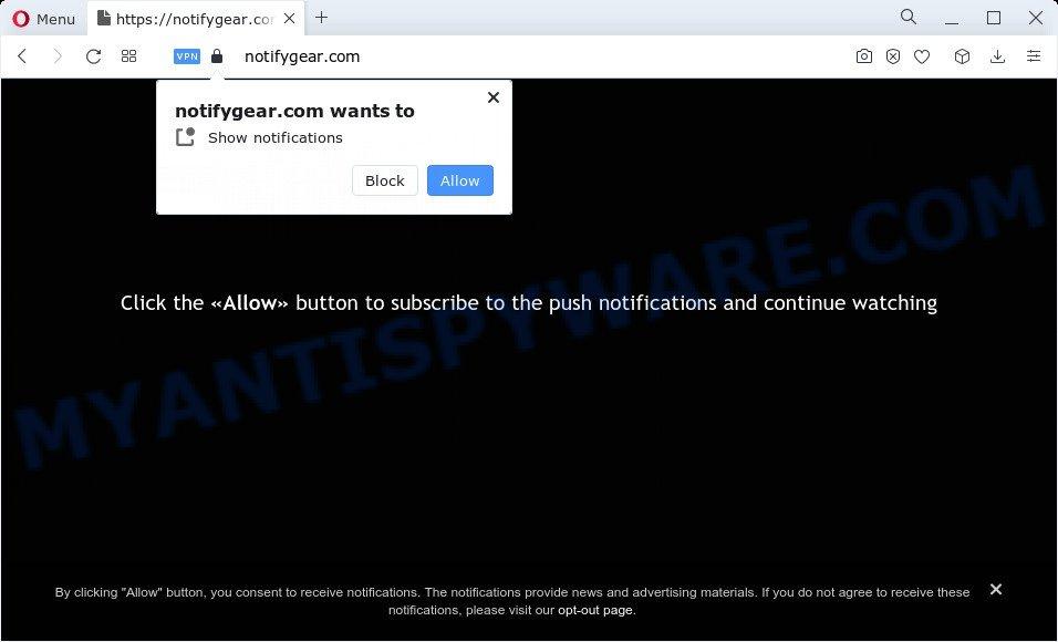 Notifygear.com