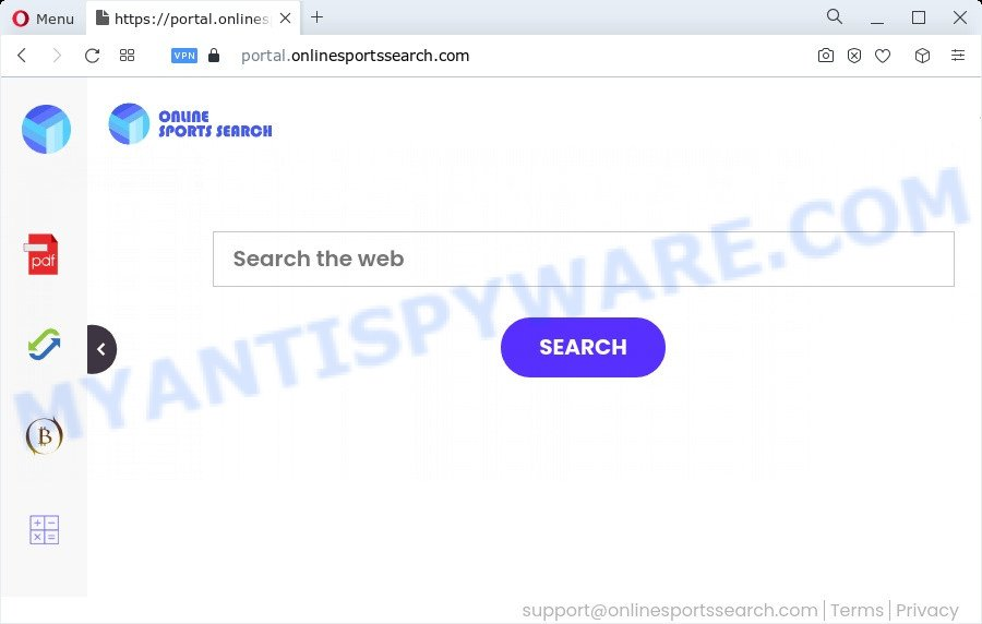 OnlineSportsSearch