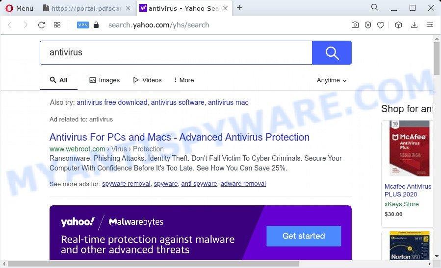 PDFSearchHD ads