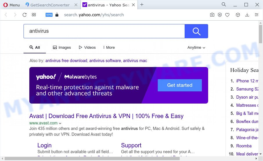 GetSearchConverter ads
