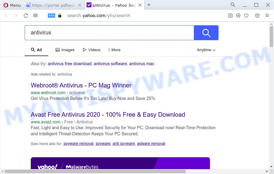 PDFSearchHQ ads